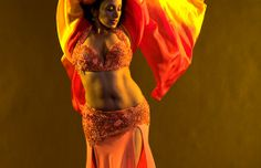 Oreet inspires me! A full-time mom and belly dancer. She is the creator of SharQui-the Belly Dance Workout. If you ever get a chance to see her on stage--she is stunning!