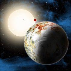 Con un diametro di 30mila chilometri, il pianeta Kepler-10c ha una grandezza pari a 2,3 volte quella della Terra e dista 560 anni luce dal nostro pianeta. Le ricerche condotte dal team di astronomi del Centro per l'Astrofisica di Harvard-Smithsonian hanno scoperto che il pianeta si è formato