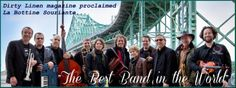 La Bottine Souriante will undoubtedly be a rare treat for fest goers this year. Their French North American roots music is a1st cousin to Celtic music. The group brings unbridled joy & a completely authentic brand of music that renders audiences unable to sit still or even to sit at all. For music lovers, this is a must-experience show! #mimf2014