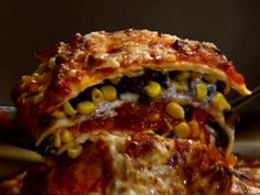 Mexican Lasagne Recipe : Nigella Lawson : Food Network - FoodNetwork.com