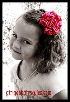 Girly Do Hairstyles: By Jenn: Flash Back Friday
