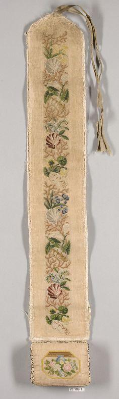 Needlecase 1805-10, French