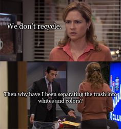 Classic Michael.