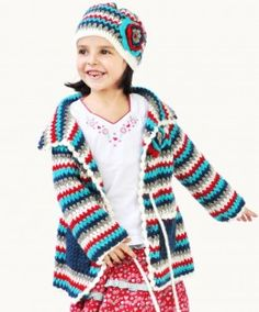 Coppelia Crocheted Coat