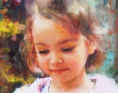 Realistic Oil Paintings of People | , oil painting, family, children, grandparents, siblings, realistic ...