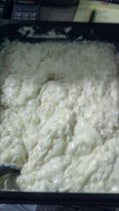 Coconut Tapioca Pudding with Smoked Sesame Seeds