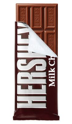 Hershey Bar-frozen!  :)