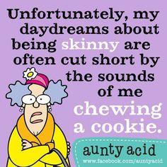 aunty acid - Skinny