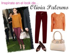 """Es la """"It girl"""" de moda y nos encanta su estilo. Hemos preparado un look  @Olivia Palermo que os encantará #moda #venca #fashion"""