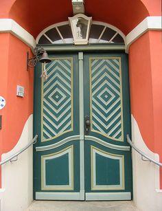 pretty doors - England