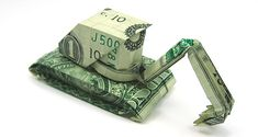 40 Excellent Examples of Dollar Bill Origami Art | 1 Design Per Day