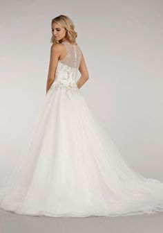 Bridal Gowns, Wedding Dresses by Lovelle By Lazaro - Style LL4404