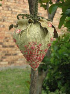 Quaker Strawberry Ornament | Flickr - Photo Sharing!