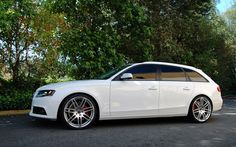 B8 Audi A4 Avant