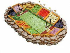 Super Bowl snacks Stadium