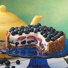 Gingersnap Berry Dessert #wishfarms #sweetsummertime