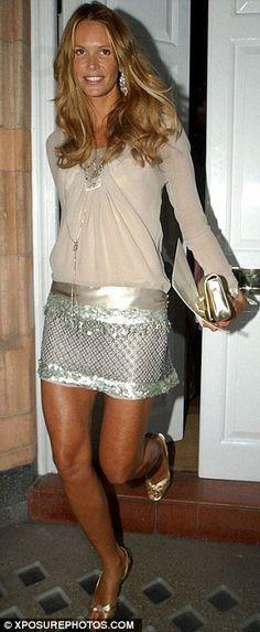 Mini-Skirts, elle Nacpherson