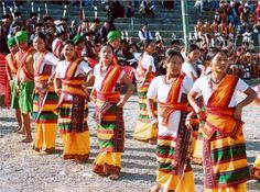 """The Dimasa are one of the oldest inhabitants of North Eastern India and is one of the many Kachari tribes. The name 'Dimasa' stands for """"children of the big river,"""" referring to Brahmaputra river(known as Dilao in Dimasa). Kacharis appear to be one of the earliest indigenous ethnic groups of north eastern India. As Dimasa Kachari have both male clan and female clans their law inheritance is somewhat peculiar in nature. The Dimasa have a patriarchal society. BISHU is an important festival."""
