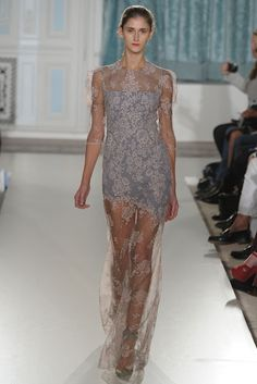 Erdem - Spring 2012 Collection  All about lace