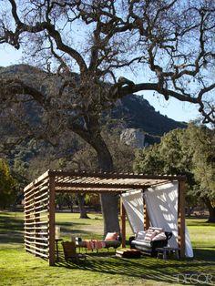 #Garden - « secretgardenart inbloom » #outdoorrooms Outdoorroom, Dream Backyard, Pergola Pallet, Outdoor Room, Magic Garden