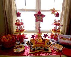 "Photo 3 of 14: Jessie and Bullseye Party / Birthday ""Jessie Cowgirl 5th Birhtday""   Catch My Party"