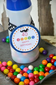 idea room 40blow birthday treats gift ideas birthdays 40th birthday ...