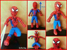 Amigurumi Spiderman Patron : Crochet: amigurumi on Pinterest Amigurumi, Amigurumi ...