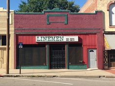 Lineman Bar, Nebraska City, Ne lineman bar, lineman stuff, lineman wife, journey lineman, lineman thing