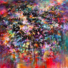 Artist Spotlight: Mr Jago #abstraction