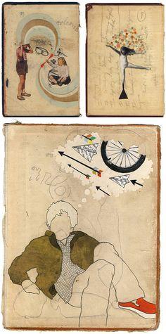 Collage - Hollie Chastain