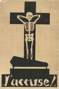 graphic, silent film, jaccus, bone, art, crosses, skeleton, film posters, illustr