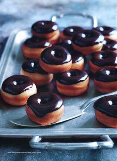 baby doughnuts