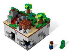 Minecraft LEGO sets!