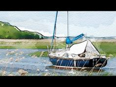 Video: Photoshop: Transform your Photos into Unique, Hand-painted WATERCOLOR Paintings.