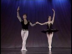 The Black Swan pdd, Paris Opera Ballet