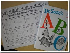 Big H, little h, words I know that begin with H Great idea for a predictable pattern book based on Dr. Seuss's ABC book. glamour, classroom, idea, school stuff, dr suess, seusss abc, kindergarten, little miss, dr seuss