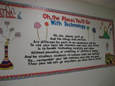 Oh the Places You'll Go!  We NEED to show someone this ;) love it! @Jenn L Byrd