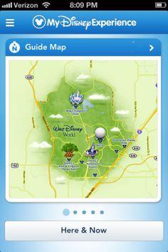 Disney Quick Tip   Make a Park Plan