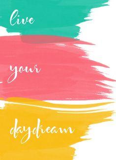 Live Your Daydream - Kayli Wanders #selfemployment