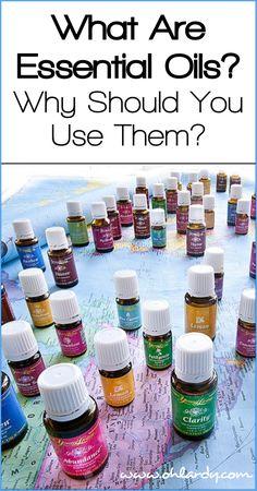 What Are Essential Oils?  - www.ohlardy.com