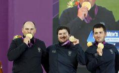Arco, la prima medaglia d'oro italiana | Foto Sport | Fotogallery | Multimedia | Il Secolo XIX