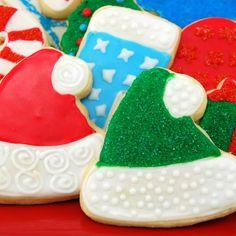 Great Sugar Cookies