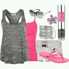 11. Clothes: summer must-have #organizedliving #organizedcloset