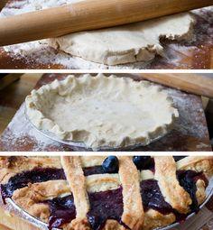 #vegan pie crust