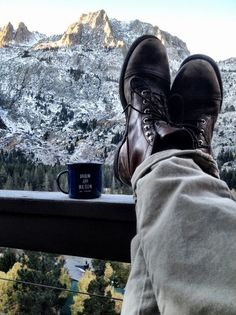 Have these boots, need this scenery