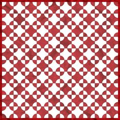 Drunkard's Path Quilts.  There's just something about a two color quilt - LOVE IT!!