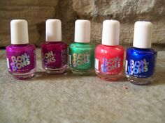 90s kid, nail polish, color, nails, bon nail