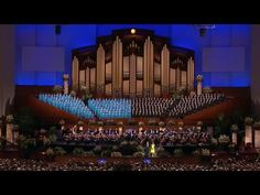 """The Cultural Hall: Articles of News 8.20.12. The Mormon Tabernacle Choir Sings """"Happy Birthday"""" to President Monson. Mormon Messages video. -TheCulturalHall.com"""