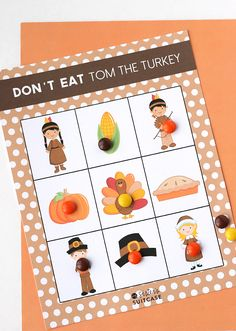 Printable Thanksgivi