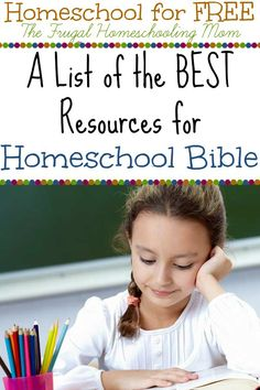 Homeschool Bible Pri